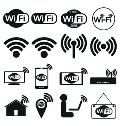 Wi fi vector