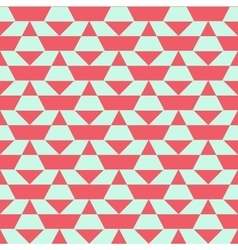 Pastel color blocked pattern vector