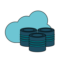 Cloud information save vector