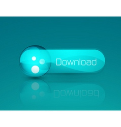 download button vector image