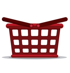 Supermarket store design vector