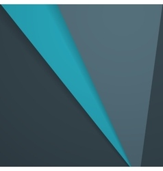 Abstract background in modern material design vector image
