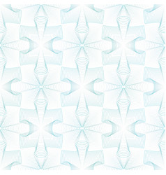 abstract puzzle background - thin line pattern vector image vector image