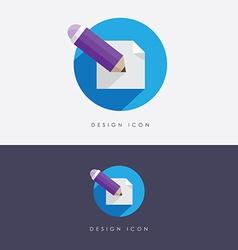 Company logo template vector