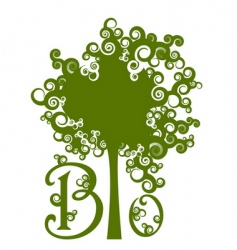 Save forests symbol vector