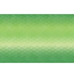 Green abstract geometric triangle hexagon vector