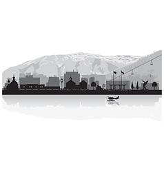 Juneau 1 vector image