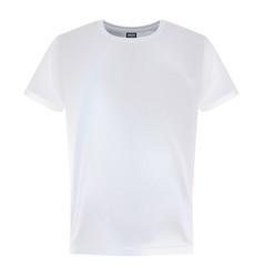 men s white short sleeve t-shirt design templates vector image