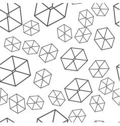 Seamless geometric pattern on the wallpaper vector
