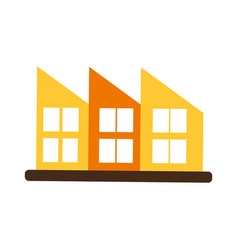 Houses icon image vector