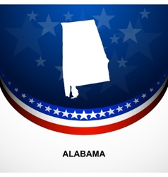 Alabama vector