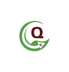 Eco home initial q vector