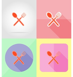 service flat icons 01 vector image