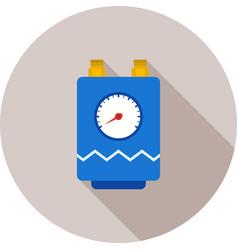 Water boiler vector