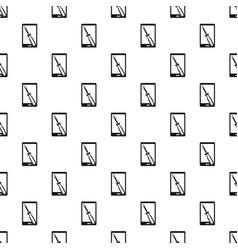 Renovation phone pattern vector