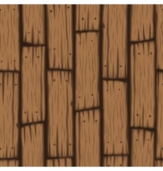 Wooden block seamless pattern vector