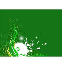 Green icon for design vector