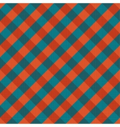 Seamless checked background vector