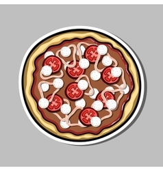 Pizzasticker5 vector