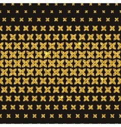 Gold Pattern 1 vector image