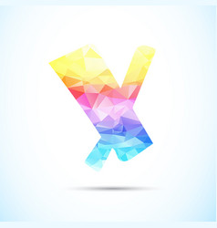 letter x logo icon vector image