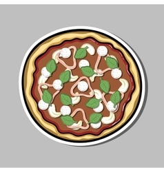 Pizzasticker4 vector