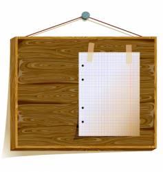 board vector image