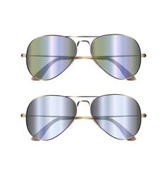 Sunglasses vector