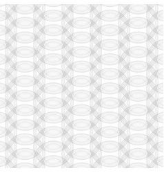 Abstract pattern seamless white texture row vector