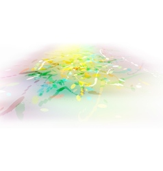 Splash watercolor background plus eps10 vector