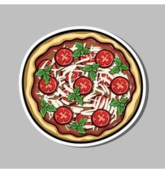 Pizzasticker3 vector