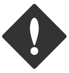 error flat icon vector image