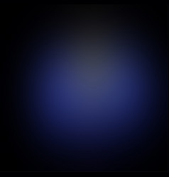 blue gradient background vector image vector image