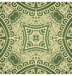 Square Decorative Design Element vector image