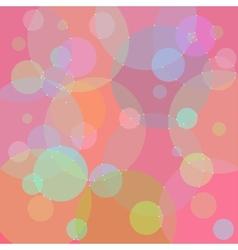 Backgroun circle pink vector