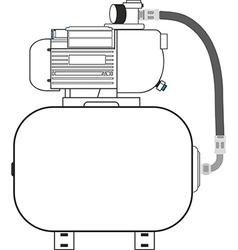 Compressor vector