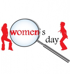 women's day vector image vector image