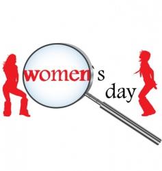 Women's day vector