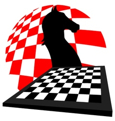 Chess symbol vector