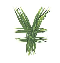 yen vector image