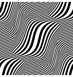 Shift stripes vector