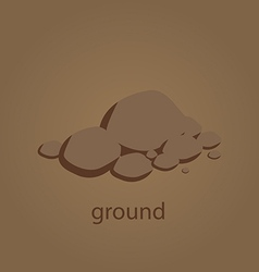 Ground vector