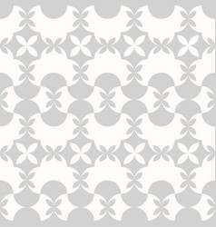 seamless pattern classical geometrical texture s vector image vector image