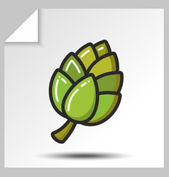 Beer icons 9 vector