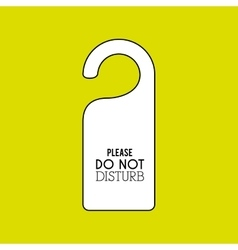 Do not disturb design vector