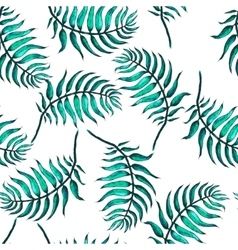 Palm Tree Sketch A vector image vector image