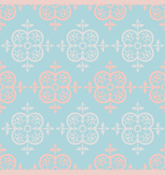Colorful decorative seamless pattern vector