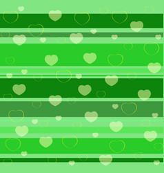 Holiday seamless pattern green vector