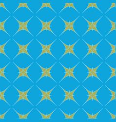 Star geometric seamless pattern 1901 vector