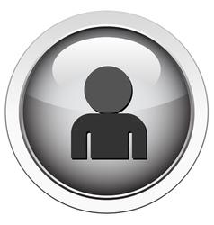 buddy icon vector image